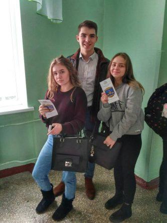 Профорієнтаційна робота у школі № 156 міста Києва