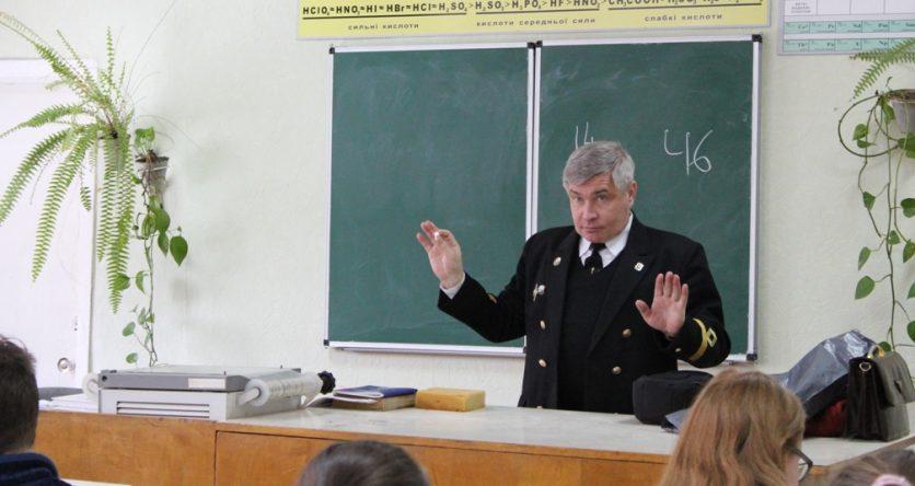 Профорієнтація в загальноосвітній школі с.Дударків Бориспільського району Київської області.