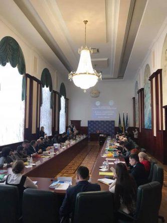 Участь в роботі VIII Міжнароної науково-практичній конференції «Сучасна університетська правова освіта і наука».