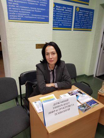 """ЯРМАРОК ПРОФЕСІЙ"" в м. Переяслав-Хмельницький."