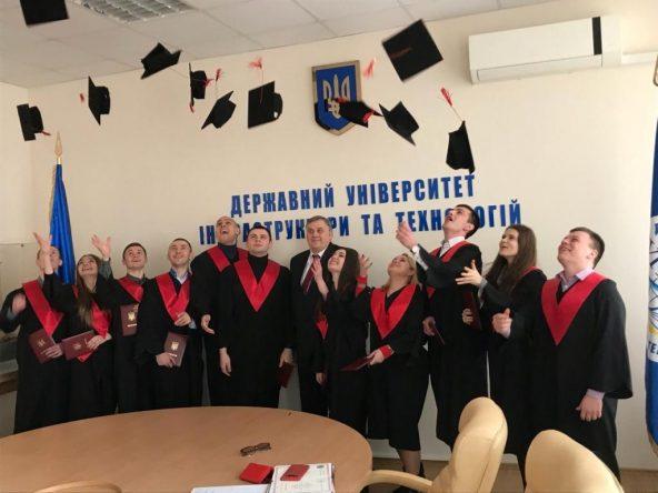 Вручення дипломів випускникам магістратури Денної форми навчання