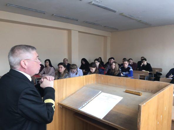 Відкрита лекція з дисципліни Цивільне право