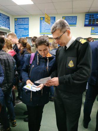 Ярмарка професій – в центрі зайнятості м. Переяслав-Хмельницький